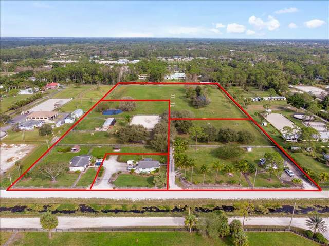 13260 Collecting Canal Rd, Loxahatchee Groves, FL 33470 (MLS #RX-10681514) :: Laurie Finkelstein Reader Team