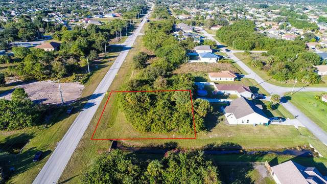 4462 SW Port St Lucie Boulevard, Port Saint Lucie, FL 34953 (MLS #RX-10681664) :: THE BANNON GROUP at RE/MAX CONSULTANTS REALTY I