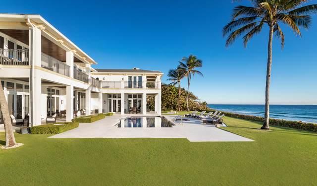 1007 Hillsboro Mile, Hillsboro Beach, FL 33062 (MLS #RX-10681936) :: Berkshire Hathaway HomeServices EWM Realty