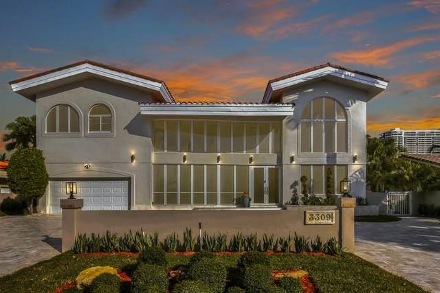 3309 NE 169th Street, North Miami Beach, FL 33160 (MLS #RX-10682092) :: The Jack Coden Group