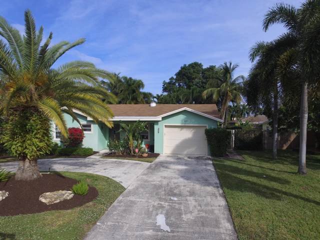 635 Heron Drive, Delray Beach, FL 33444 (MLS #RX-10682096) :: Miami Villa Group