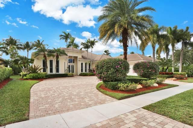 7653 Hawks Landing Drive, West Palm Beach, FL 33412 (MLS #RX-10682190) :: Laurie Finkelstein Reader Team