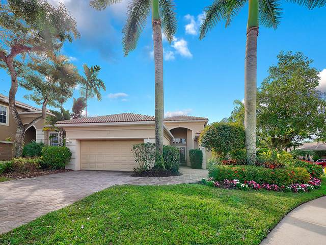 61 Laguna Drive, Palm Beach Gardens, FL 33418 (MLS #RX-10682209) :: Laurie Finkelstein Reader Team
