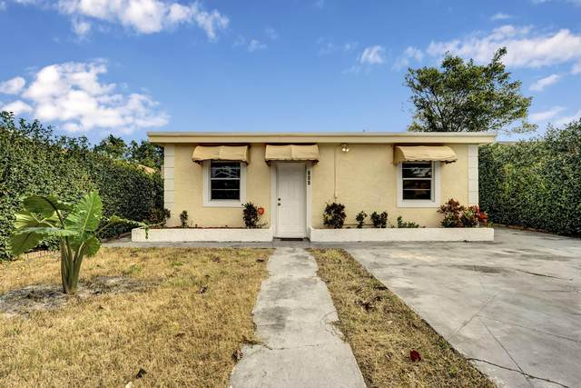 605 SE 2nd Avenue, Delray Beach, FL 33483 (#RX-10682211) :: Realty One Group ENGAGE