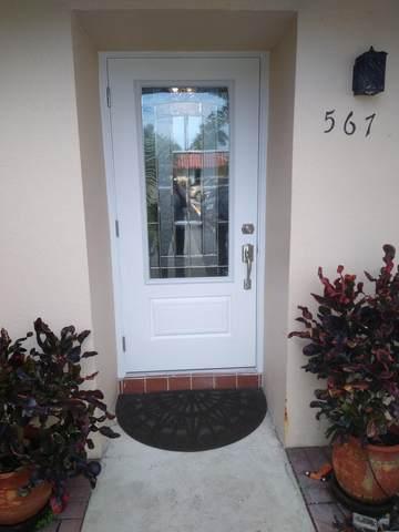567 Covered Bridge Boulevard #567, Lake Worth, FL 33467 (#RX-10682605) :: Baron Real Estate