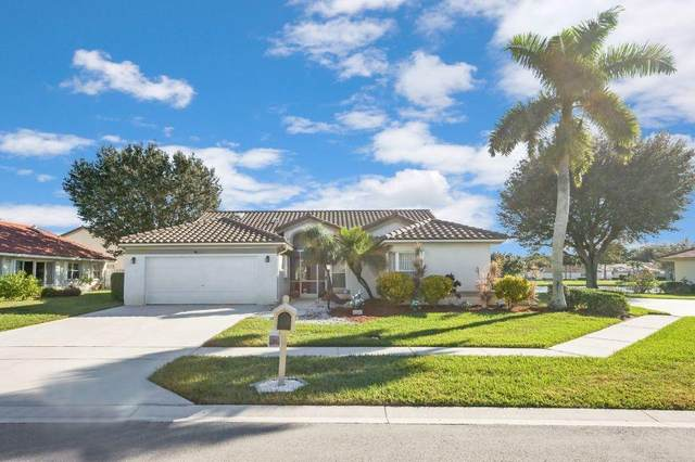 3860 Hidden Cypress Way, Lake Worth, FL 33467 (MLS #RX-10682632) :: THE BANNON GROUP at RE/MAX CONSULTANTS REALTY I