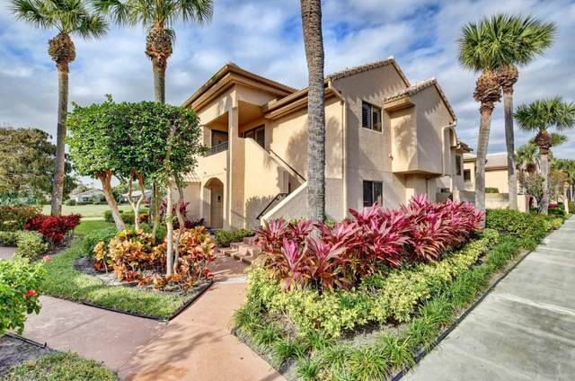 15854 Loch Maree 2803 Lane #2803, Delray Beach, FL 33446 (MLS #RX-10682643) :: Dalton Wade Real Estate Group