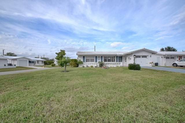 1507 SW 17th Avenue, Boynton Beach, FL 33426 (MLS #RX-10682772) :: Berkshire Hathaway HomeServices EWM Realty