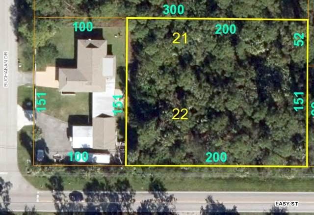 Tbd Easy Street, Fort Pierce, FL 34982 (#RX-10682905) :: Real Treasure Coast