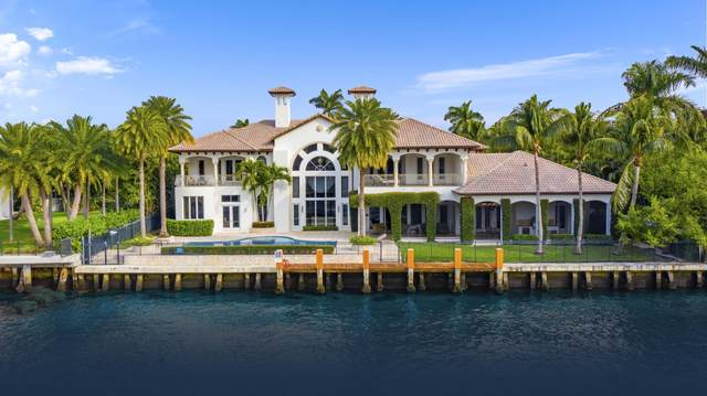 1261 Spanish River Road, Boca Raton, FL 33432 (MLS #RX-10683043) :: The Jack Coden Group