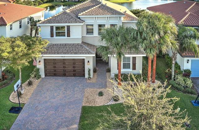 9512 Phipps Lane, Wellington, FL 33414 (MLS #RX-10683060) :: The Jack Coden Group