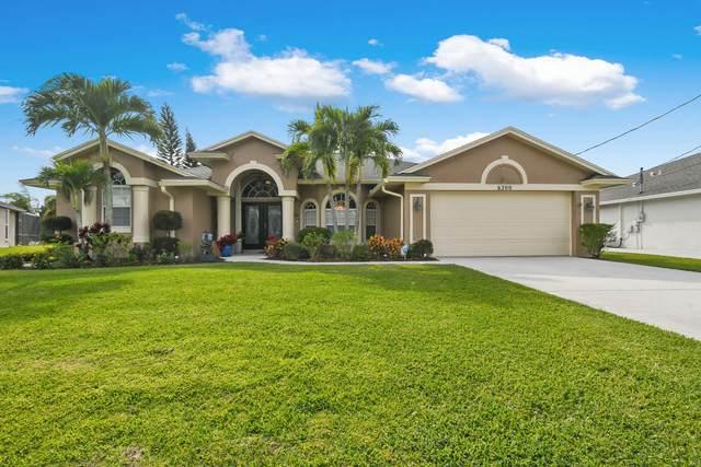 6200 NW Hacienda Lane, Port Saint Lucie, FL 34986 (MLS #RX-10683213) :: Miami Villa Group