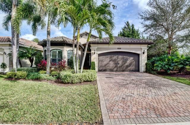16670 Gateway Bridge Drive, Delray Beach, FL 33446 (MLS #RX-10683539) :: Castelli Real Estate Services