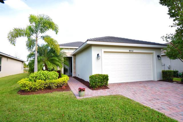 9752 SW Chestwood Avenue, Port Saint Lucie, FL 34987 (MLS #RX-10683631) :: Laurie Finkelstein Reader Team