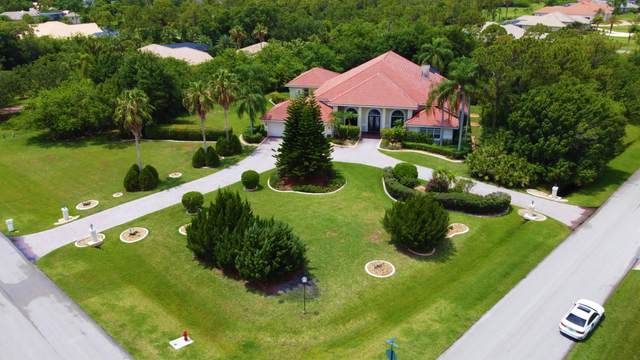 7916 Saddlebrook Drive, Port Saint Lucie, FL 34986 (#RX-10683722) :: Michael Kaufman Real Estate