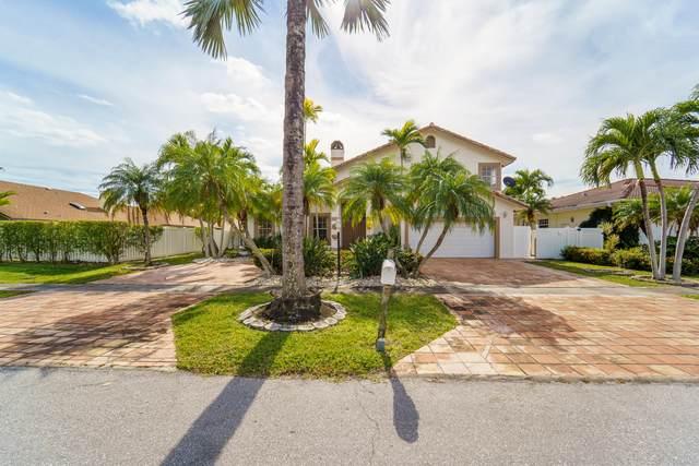 372 Rosewood Circle, Boca Raton, FL 33487 (MLS #RX-10683771) :: Castelli Real Estate Services