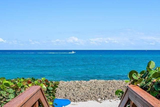 4200 N Ocean Drive 1-404, Singer Island, FL 33404 (#RX-10683835) :: Signature International Real Estate