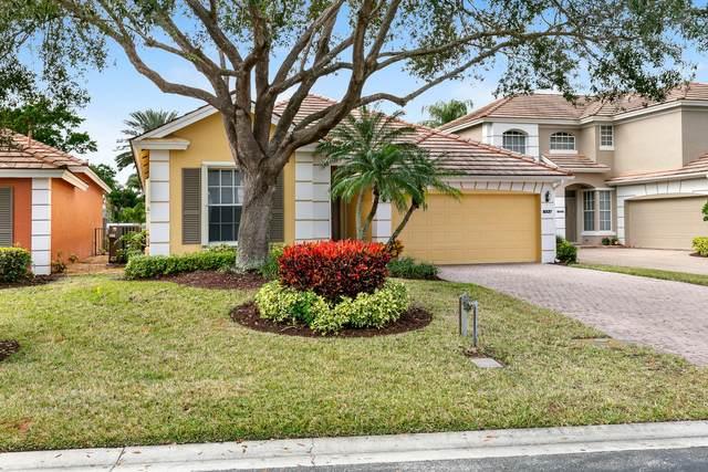 8337 Heritage Club Drive, West Palm Beach, FL 33412 (MLS #RX-10684053) :: Laurie Finkelstein Reader Team