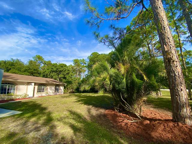 14705 76th Road N, Loxahatchee, FL 33470 (MLS #RX-10684206) :: Miami Villa Group