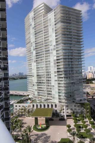 400 Alton Road #1707, Miami Beach, FL 33139 (MLS #RX-10684343) :: Berkshire Hathaway HomeServices EWM Realty