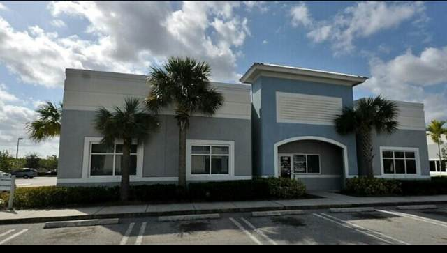 548 NW University Boulevard NW #102, Port Saint Lucie, FL 34986 (#RX-10684405) :: Baron Real Estate