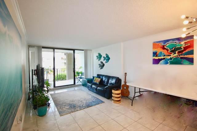 3545 S Ocean Boulevard #210, South Palm Beach, FL 33480 (#RX-10684455) :: Ryan Jennings Group
