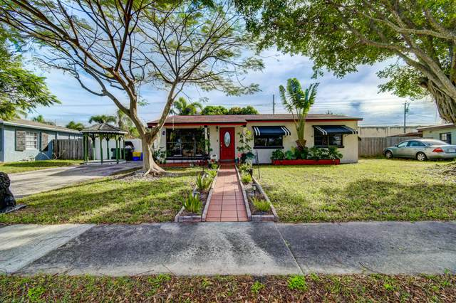 1026 Cochran Drive, Lake Worth Beach, FL 33461 (MLS #RX-10684635) :: THE BANNON GROUP at RE/MAX CONSULTANTS REALTY I