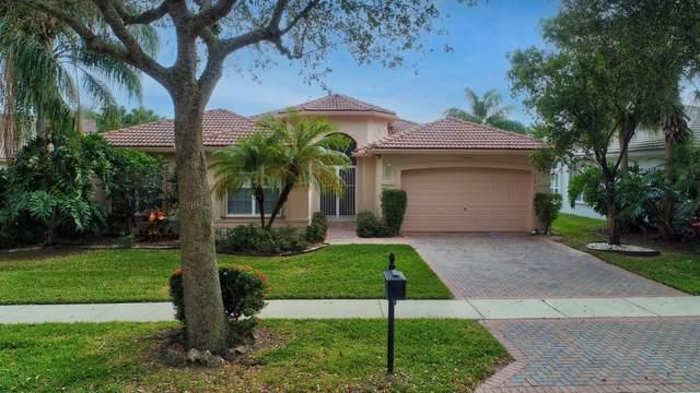 11417 Ohanu Circle, Boynton Beach, FL 33437 (MLS #RX-10684666) :: Miami Villa Group