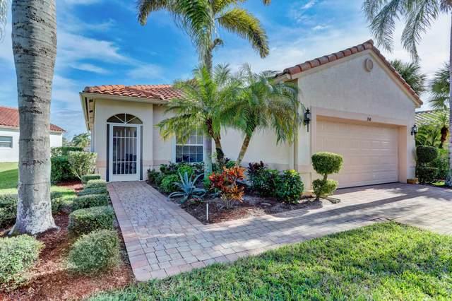 350 NW Breezy Point Loop, Port Saint Lucie, FL 34986 (MLS #RX-10684773) :: THE BANNON GROUP at RE/MAX CONSULTANTS REALTY I
