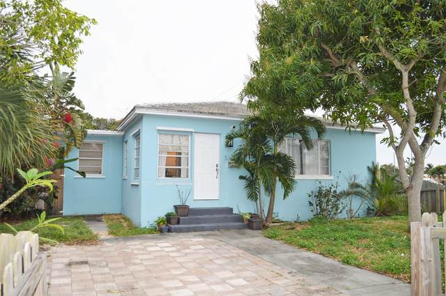 532 33rd Street, West Palm Beach, FL 33407 (MLS #RX-10684801) :: THE BANNON GROUP at RE/MAX CONSULTANTS REALTY I