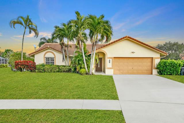 11478 Sanderling Drive, Wellington, FL 33414 (#RX-10684856) :: Exit Realty Manes Group