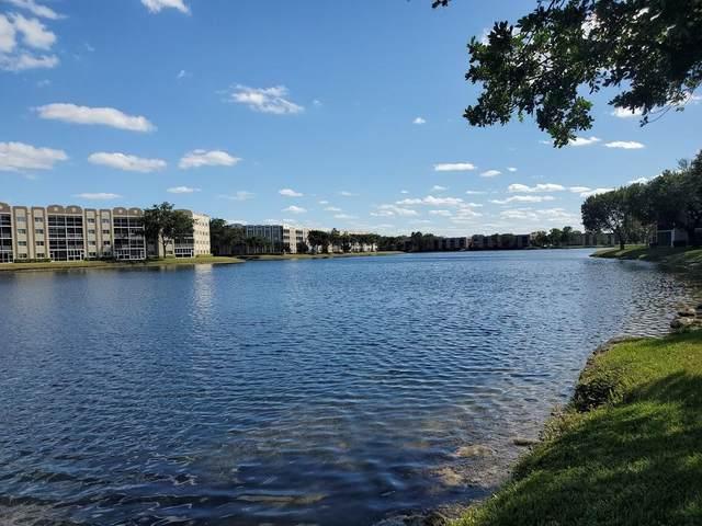 7522 Fairfax Drive #112, Tamarac, FL 33321 (MLS #RX-10685004) :: Castelli Real Estate Services