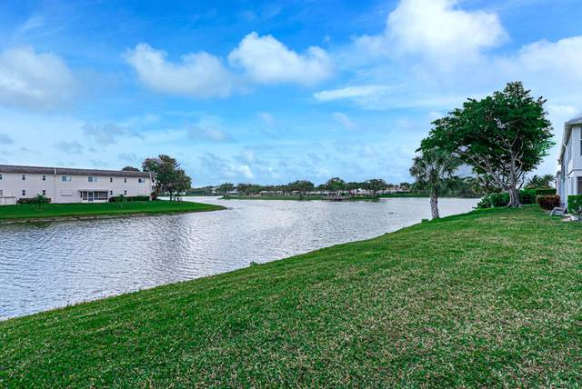 412 Chatham T, West Palm Beach, FL 33417 (#RX-10685054) :: The Rizzuto Woodman Team
