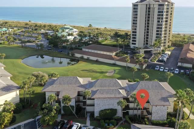 2400 S Ocean Drive V1012, Fort Pierce, FL 34949 (#RX-10685128) :: Ryan Jennings Group