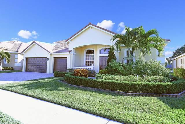 3912 Hamilton Key, West Palm Beach, FL 33411 (MLS #RX-10685185) :: Berkshire Hathaway HomeServices EWM Realty