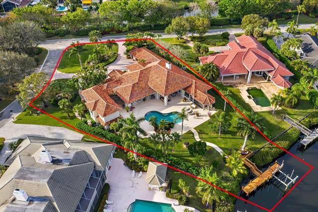 13868 Le Bateau Lane, Palm Beach Gardens, FL 33410 (#RX-10685464) :: Ryan Jennings Group