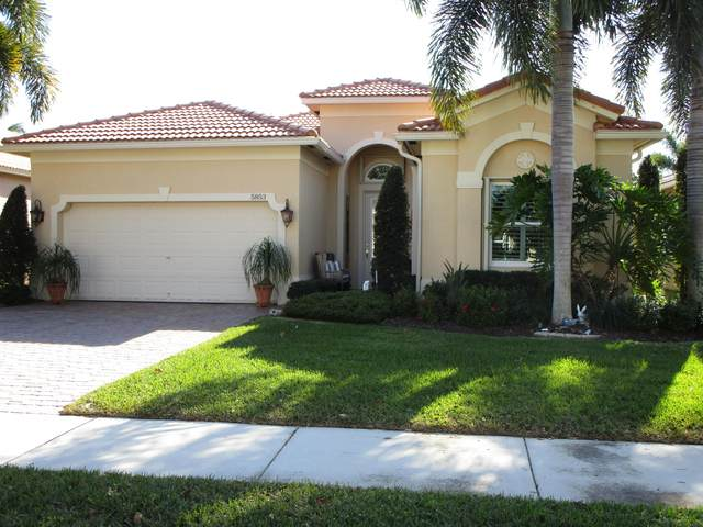 5853 Sunberry Circle, Fort Pierce, FL 34951 (MLS #RX-10685498) :: THE BANNON GROUP at RE/MAX CONSULTANTS REALTY I