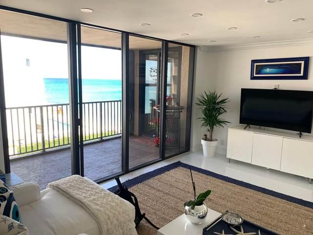 3610 S Ocean Boulevard #408, South Palm Beach, FL 33480 (#RX-10685598) :: The Power of 2 | Century 21 Tenace Realty