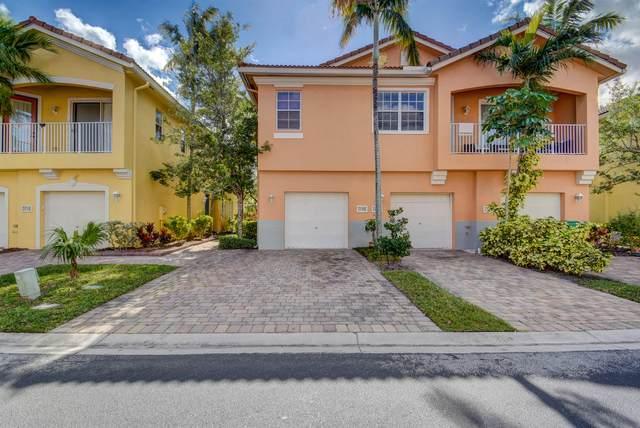 1728 Carvelle Drive, Riviera Beach, FL 33404 (MLS #RX-10685827) :: Berkshire Hathaway HomeServices EWM Realty