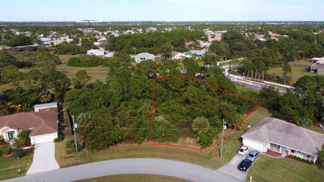 6149 NW Gatun Drive, Port Saint Lucie, FL 34986 (MLS #RX-10685952) :: THE BANNON GROUP at RE/MAX CONSULTANTS REALTY I