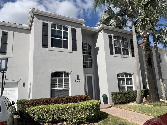 6031 NW 43rd Terrace, Boca Raton, FL 33496 (#RX-10685968) :: Ryan Jennings Group
