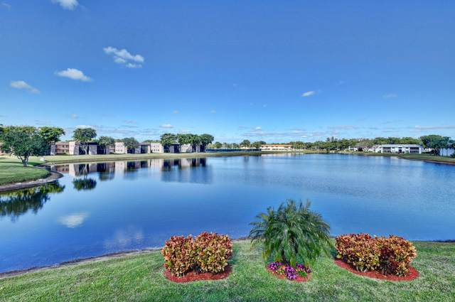 15235 Lakes Of Delray Boulevard #319, Delray Beach, FL 33484 (#RX-10686065) :: The Power of 2 | Century 21 Tenace Realty