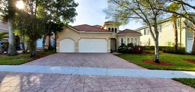 1210 Canyon Way, Wellington, FL 33414 (MLS #RX-10686149) :: THE BANNON GROUP at RE/MAX CONSULTANTS REALTY I