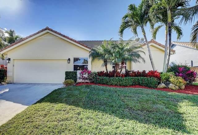 1322 SW 3rd Street, Boca Raton, FL 33486 (MLS #RX-10686206) :: Miami Villa Group