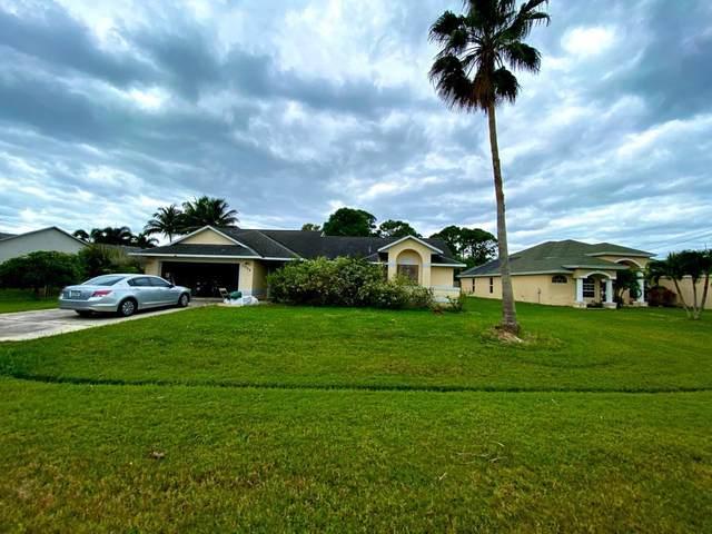 2066 SE Ellington Terrace, Port Saint Lucie, FL 34952 (MLS #RX-10686479) :: Miami Villa Group