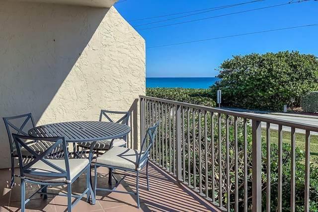 1055 Ocean Drive #203, Juno Beach, FL 33408 (#RX-10686590) :: The Rizzuto Woodman Team