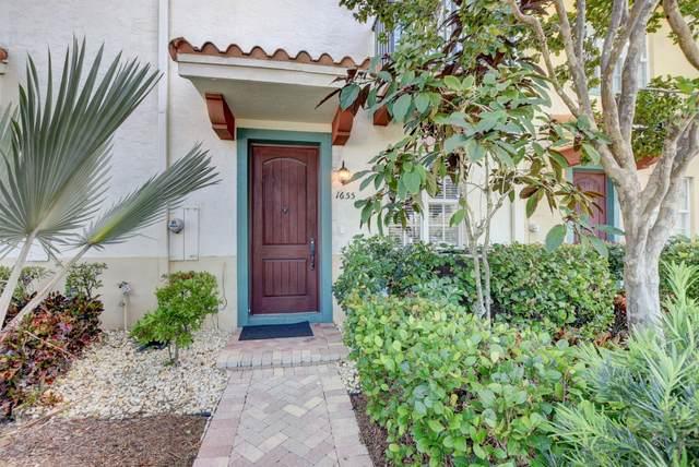 1655 N Federal Hwy Highway, Delray Beach, FL 33483 (MLS #RX-10686753) :: Berkshire Hathaway HomeServices EWM Realty