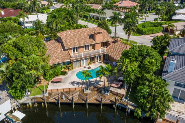 7798 NE Spanish Trail Court, Boca Raton, FL 33487 (#RX-10686774) :: Signature International Real Estate