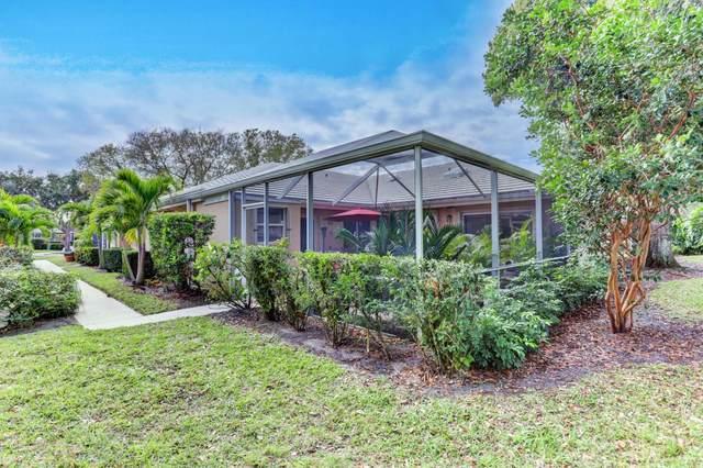 3002 Lakemont Court B, Palm Beach Gardens, FL 33403 (#RX-10686818) :: The Rizzuto Woodman Team
