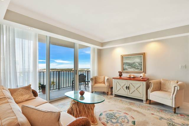 1801 S Flagler Drive #1504, West Palm Beach, FL 33401 (#RX-10687059) :: Realty One Group ENGAGE